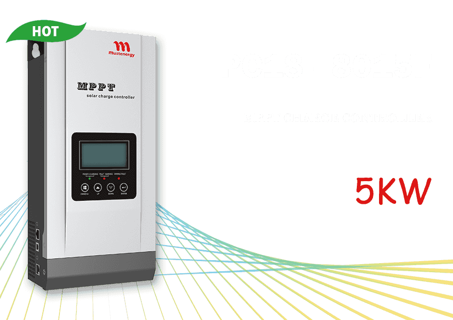 PC18 - 8015F MPPT SOLAR CHARGE CONTROLLER